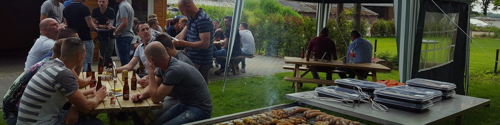 Liever Buiten barbecue