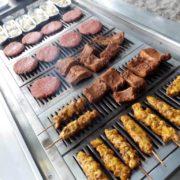 barbecue liever buiten